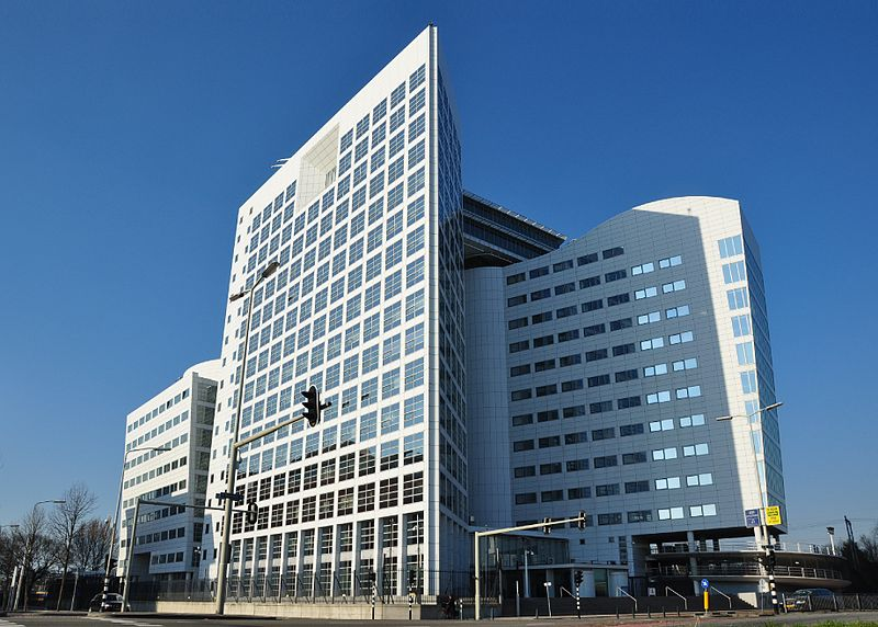International Criminal Court - Internationaler Strafgerichtshof