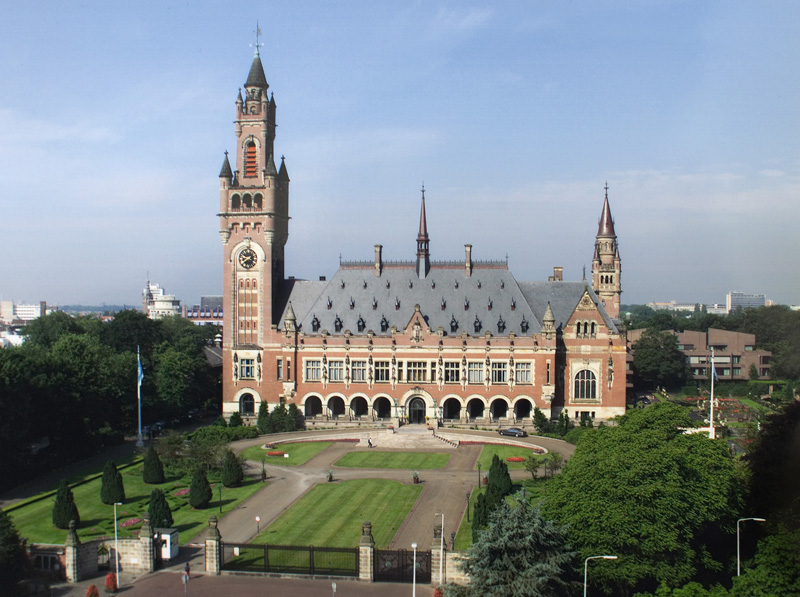 Internationaler Gerichtshof ICJ - Der Internationale Gerichtshof