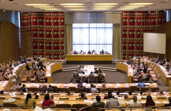 UN Wirtschafts und Sozialrat - Wirtschafts- und Sozialrat