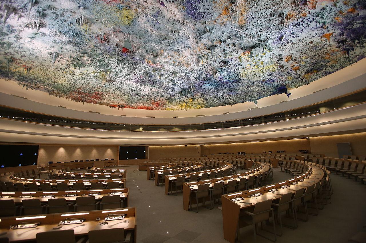 UN Menschenrechtsrat, Genf